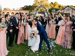 O casamento de Emily e Marcelo