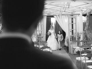 O casamento de Maria e José Rafael 3