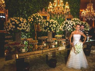 O casamento de Letícia e Felipe