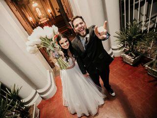 O casamento de Mari e Lucas