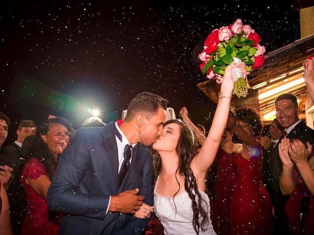 O casamento de Jaciane e Lucas