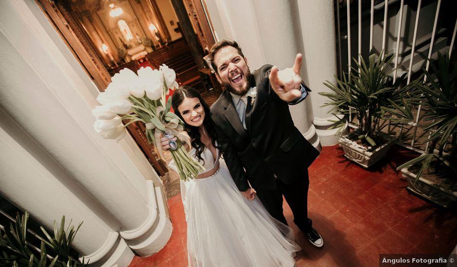 O casamento de Lucas e Mari em Belo Horizonte, Minas Gerais