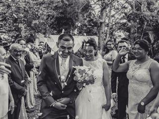 O casamento de Kelly e Daniel