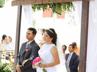O casamento de Heverton e Glaucia 3
