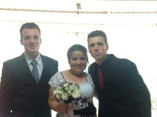 O casamento de Tabata e Fernando