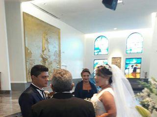O casamento de Maria Carolina   e Jefferson  3