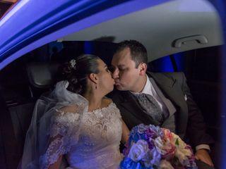 O casamento de Juliana e Vagner