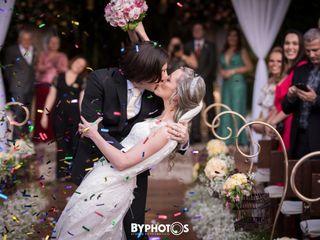 O casamento de Pollyanna e Fernando
