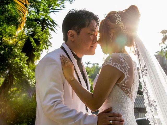 O casamento de Jennifer e Toshio
