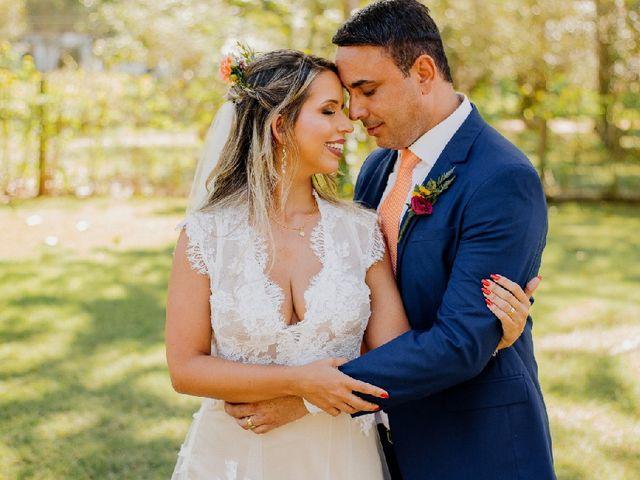 O casamento de Nathy e Lelo