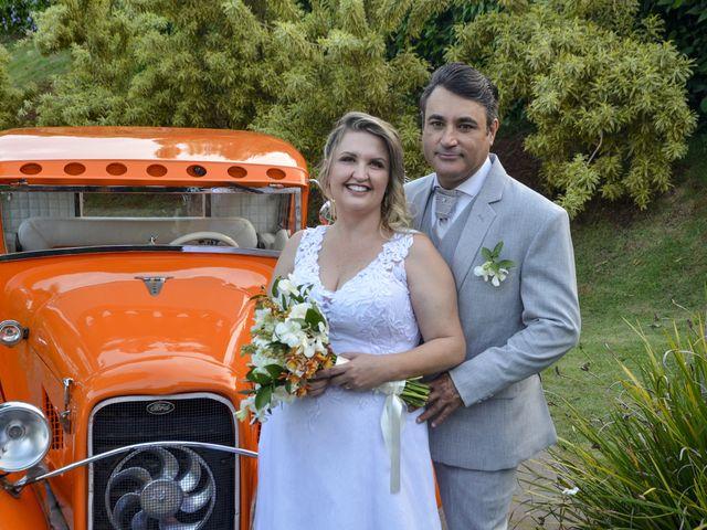 O casamento de Ronnie e Luciana em Paulínia, São Paulo 1