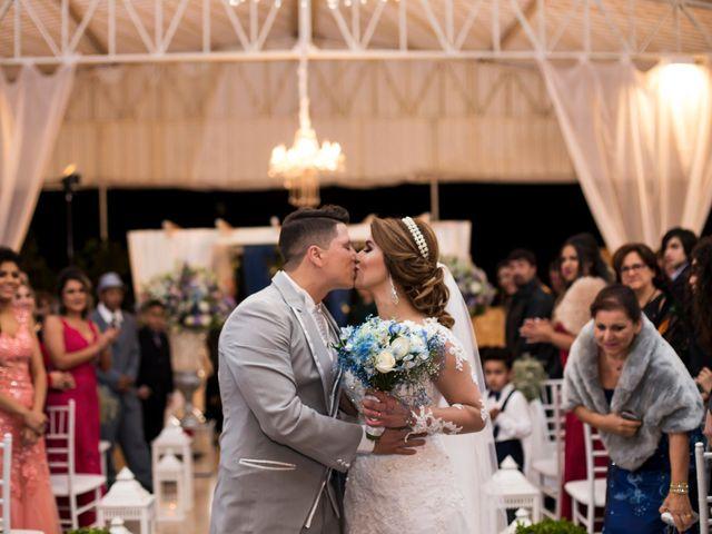 O casamento de Nicole e Weslen