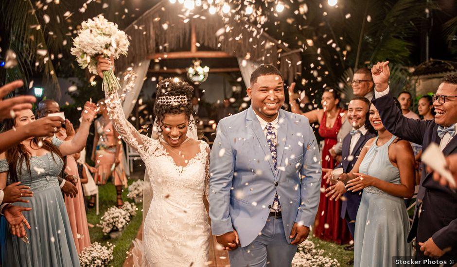 O casamento de João e Ketlen em Duque de Caxias, Rio de Janeiro