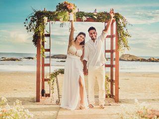 O casamento de Laís e Bruno