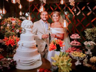 O casamento de Renata e Douglas