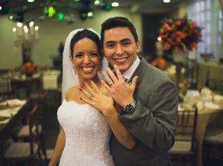O casamento de Cammilla e Bruno