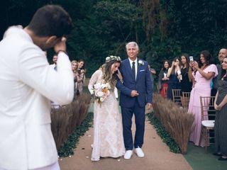 O casamento de Karina e Bruno
