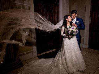 O casamento de Camila e Alysson