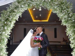 O casamento de Leticia e Lucas 1