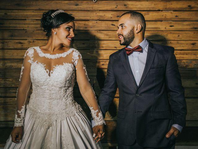O casamento de Ariane e Yuri
