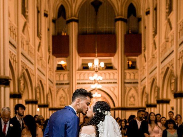 O casamento de Alysson e Camila em Belo Horizonte, Minas Gerais 12