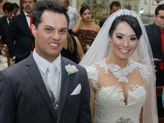 O casamento de Nayara e Wellington