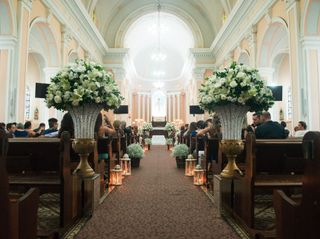 O casamento de Greici e Alexander 1