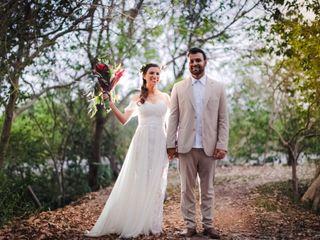 O casamento de Talissa e Thiago
