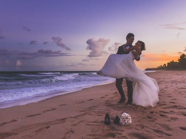 O casamento de Thais e Josh