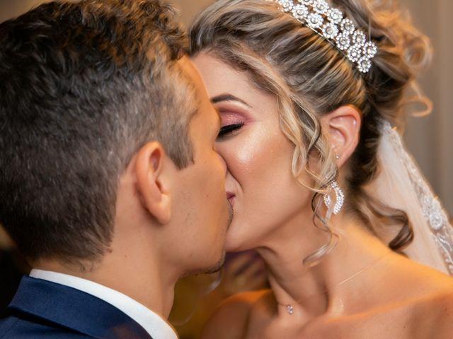 O casamento de Roberta e Guilherme