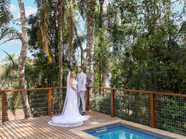 O casamento de Ester e Rodrigo