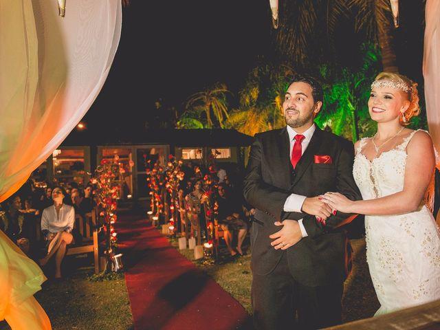 O casamento de Echary e Ney