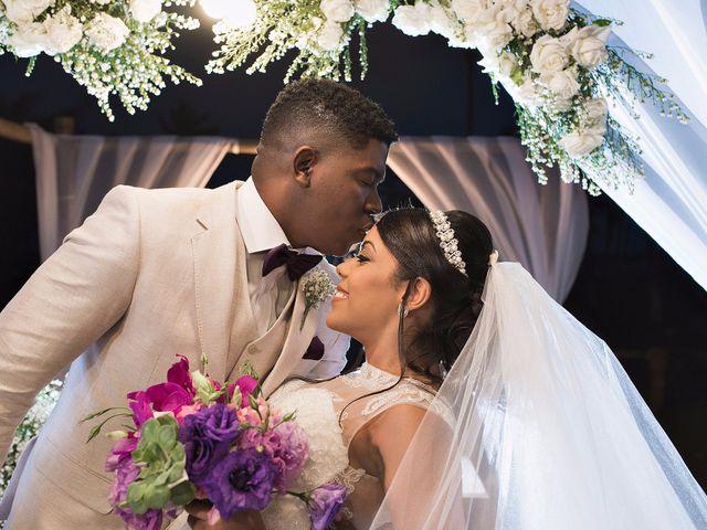 O casamento de Gerson e Cintia