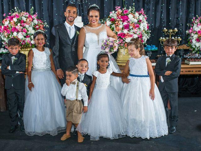 O casamento de Davi e Jéssica em Serra, Espírito Santo 4