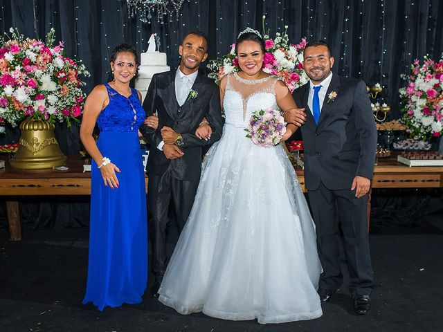 O casamento de Davi e Jéssica em Serra, Espírito Santo 5