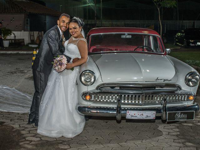 O casamento de Davi e Jéssica em Serra, Espírito Santo 78