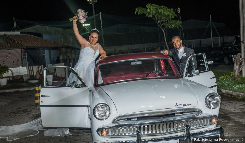 O casamento de Davi e Jéssica em Serra, Espírito Santo