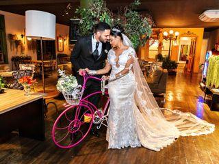 O casamento de Talita e Diego