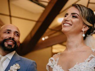 O casamento de Elisangela e Ricardo