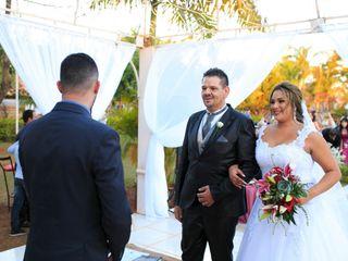 O casamento de Glaucia e Dhiosley  1