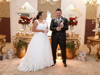 O casamento de Glaucia e Dhiosley  2
