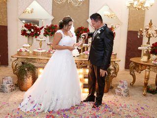 O casamento de Glaucia e Dhiosley  3