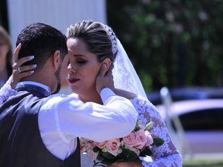 O casamento de Adilson Gonçalves e Mônica Vieira