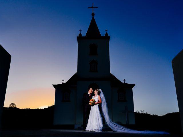 O casamento de Micheli e Patrick