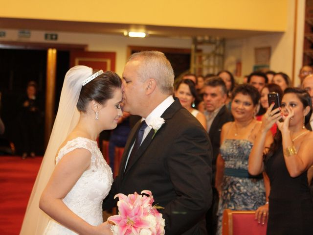 O casamento de Dalber e Priscila em Belo Horizonte, Minas Gerais 14