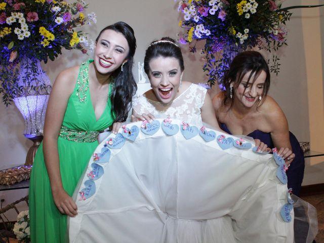 O casamento de Dalber e Priscila em Belo Horizonte, Minas Gerais 19