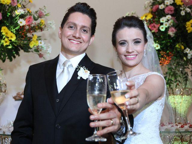 O casamento de Dalber e Priscila em Belo Horizonte, Minas Gerais 18