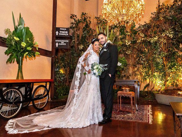 O casamento de Diego e Talita em São Bernardo do Campo, São Paulo 40