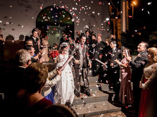 O casamento de Amanda e James
