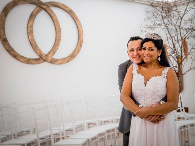 O casamento de Roseane e Marcelo